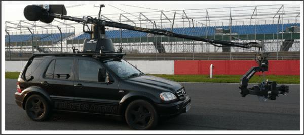 stuntwagen